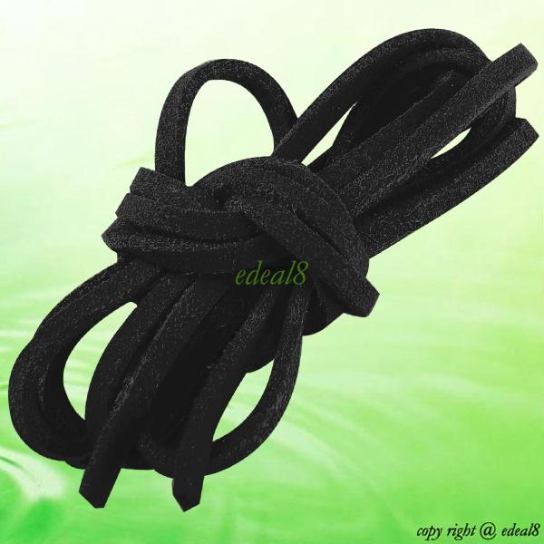 Faux Suede Cord Leather Lace String Strap Jewelry Craft DIY Handmake Rope Gift