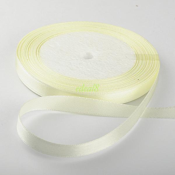 6mm/10mm/15mm/19mm/25mm Color DIY Ribbon Craft For Decorating Wedding Party