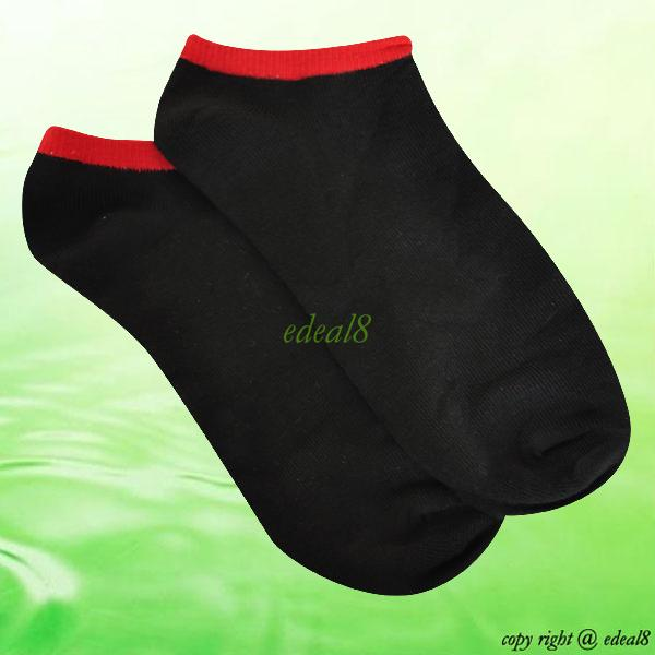 Unisex Soft Casual Sport Ankle Short Socks Low-Cut No Show Invisible Boat Sock
