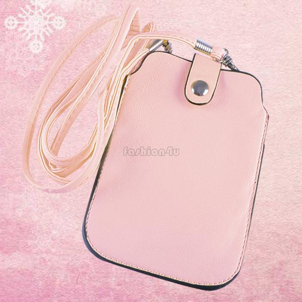 Universal Soft PU Leather Mobilephone Case Cell Phone Bags Cell Phone Pouch