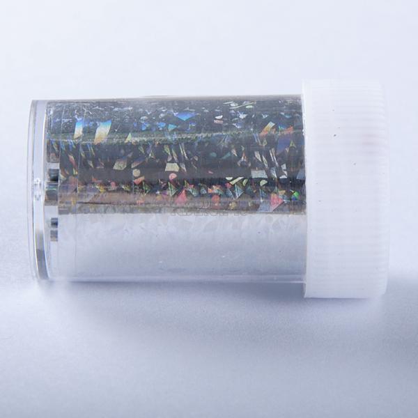 Tip Sticker Wrapper Adhesive Wrap Decoration Transfer Nail Art Foil Paper Set