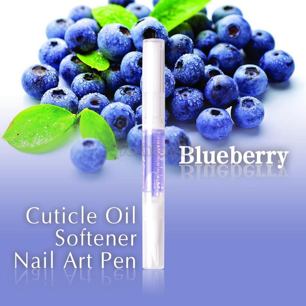 watermelon orange strawberry cuticle oil revitalizer pen nail care treatment