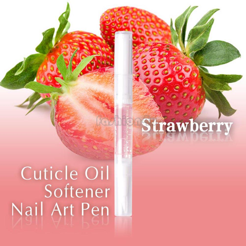 watermelon orange strawberry cuticle oil revitalizer pen nail care treatment