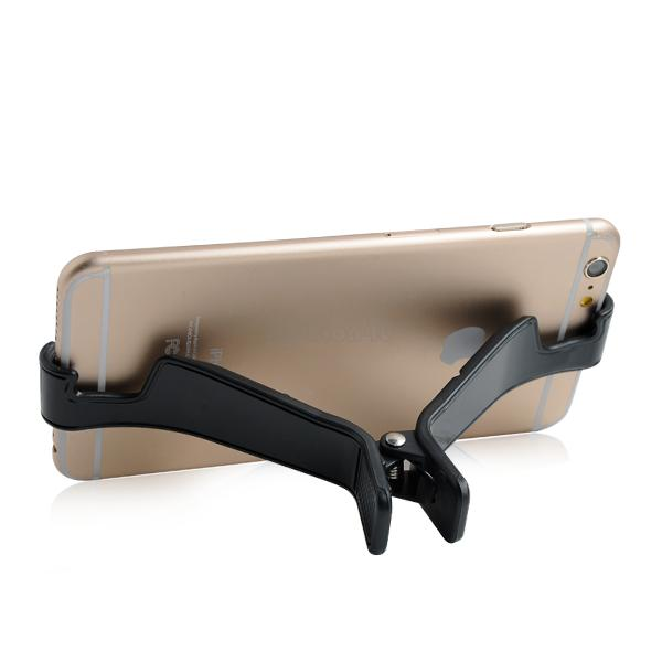 Clip Design Cell Phone Stand Clamp Type Desk Top Multi-Holder For Smartphone