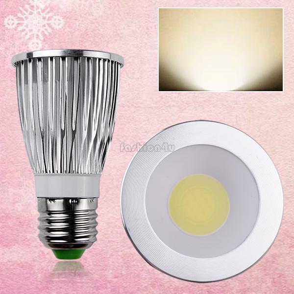 e14 e27 gu10 mr16 non dimmable led cob spot light bulb ceiling downlight lamp