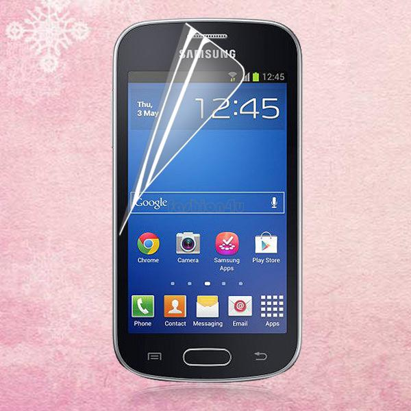 Bubble Free Anti-glare Guard LCD Screen Protector Guard Film For Samsung Galaxy