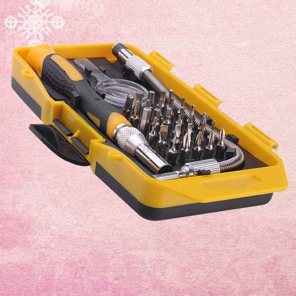23in1 multi-bit repair tools kit set torx screwdrivers for electronics pc laptop