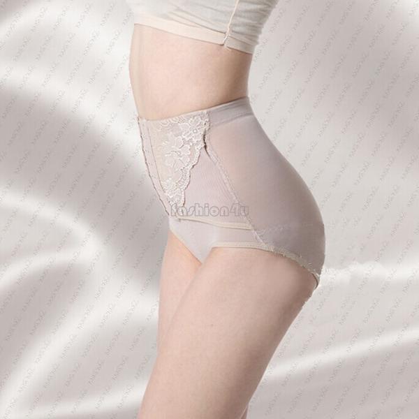 Women High Waist Tummy Control Body Shaper Pants Knickers Slimming Underwear