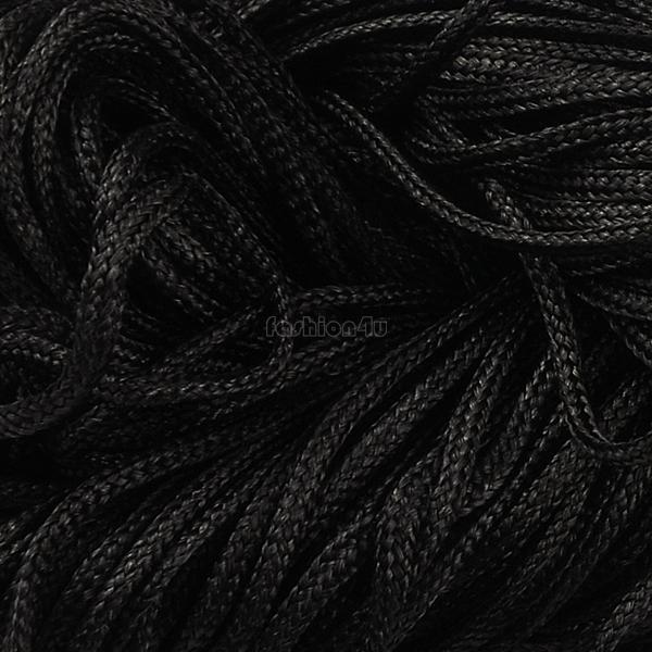 1mm 30m Macrame Rattail Chinese Knotting Nylon Beading Jewelry Craft Cord Thread