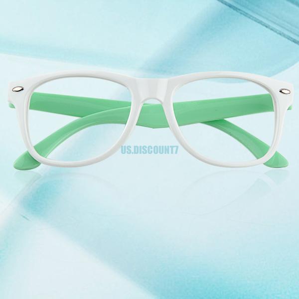 Eyeglass Frames No Lenses : Optical No Lenses Excellent Colourful Glasses Frames ...